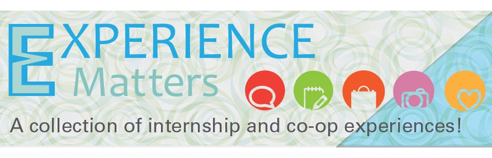 Internship and co-op experiences